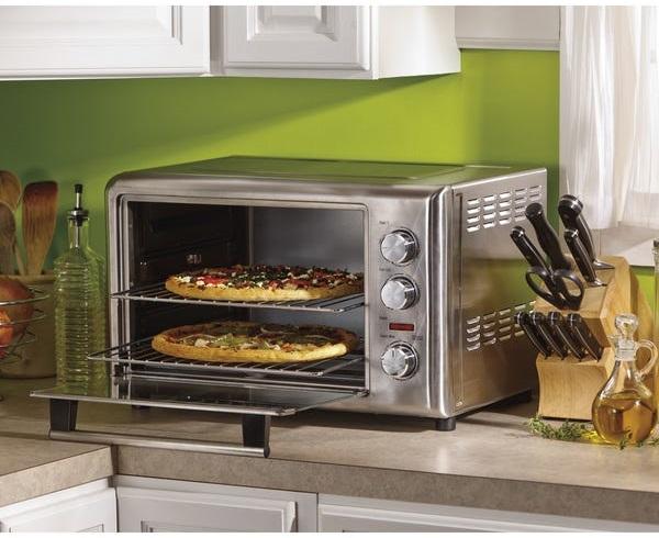 Hamilton Beach Extra-Large Convection Pizza Ovens