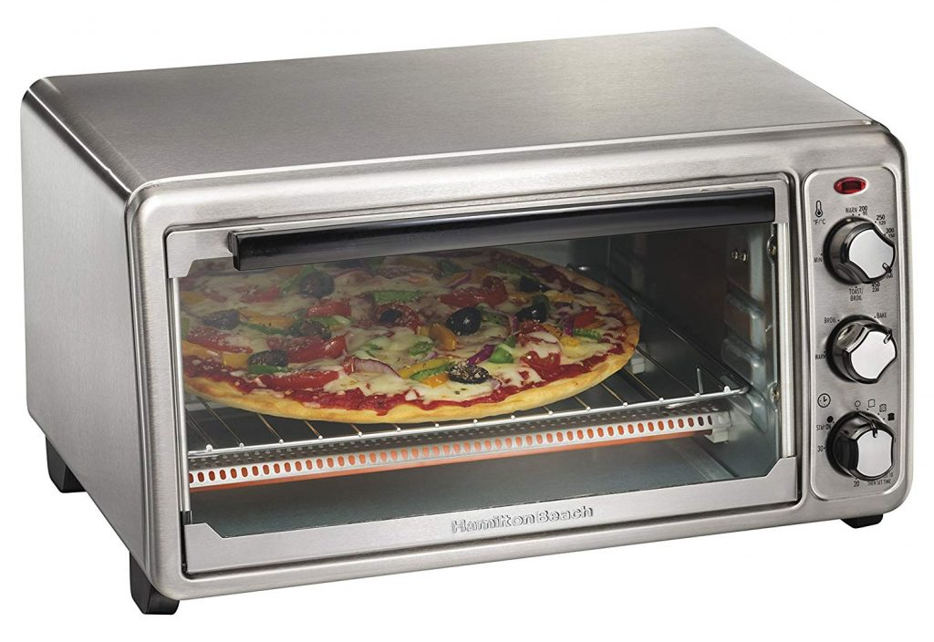Hamilton Beach Pizza Toaster Ovens