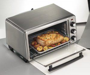 Hamilton Beach Pizza Toaster Oven