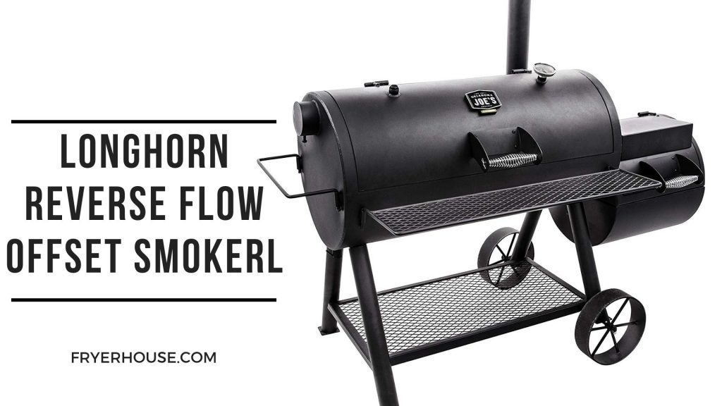 Longhorn Reverse Flow Offset Smoker Reviews