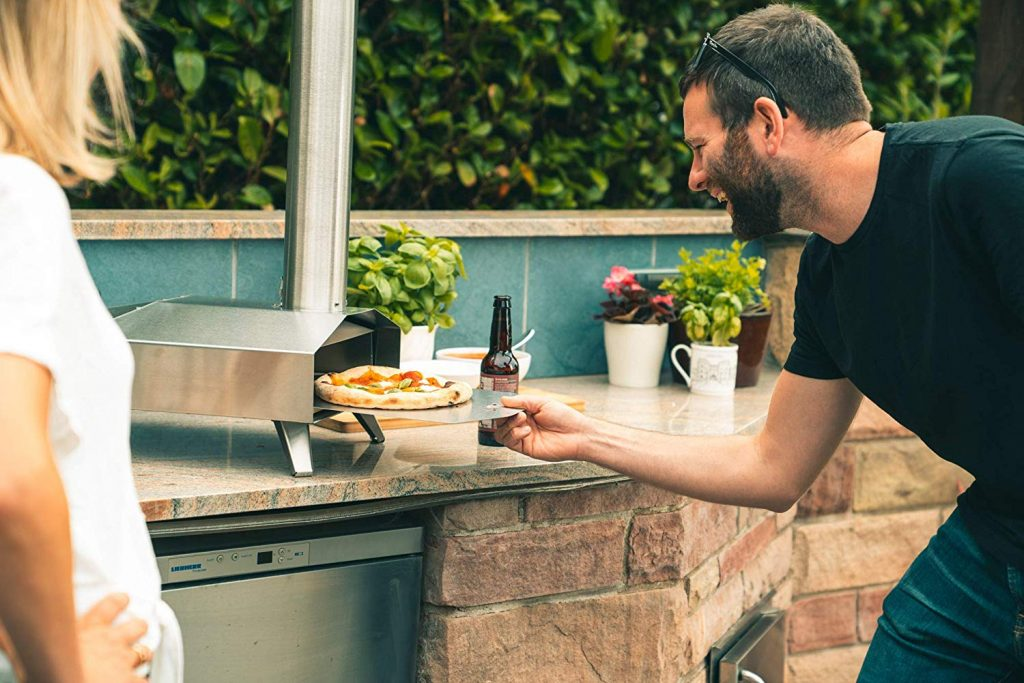 Ooni 3 Portable Pizza Oven Propane