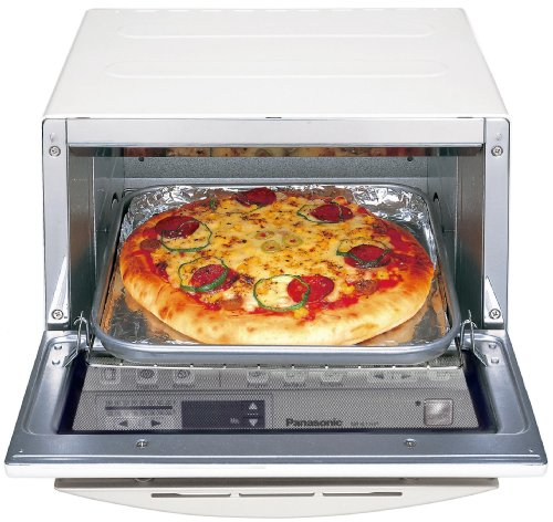 Panasonic FlashXpress Compact Toaster Ovens for Pizza