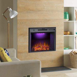 "Flameline 30"" Roluxy Electric Fireplace Insert"
