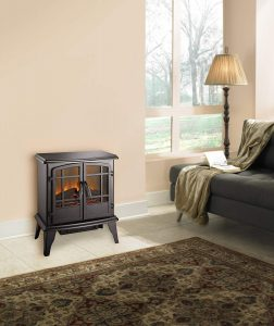 Pleasant Hearth Freestanding Electric Fireplace