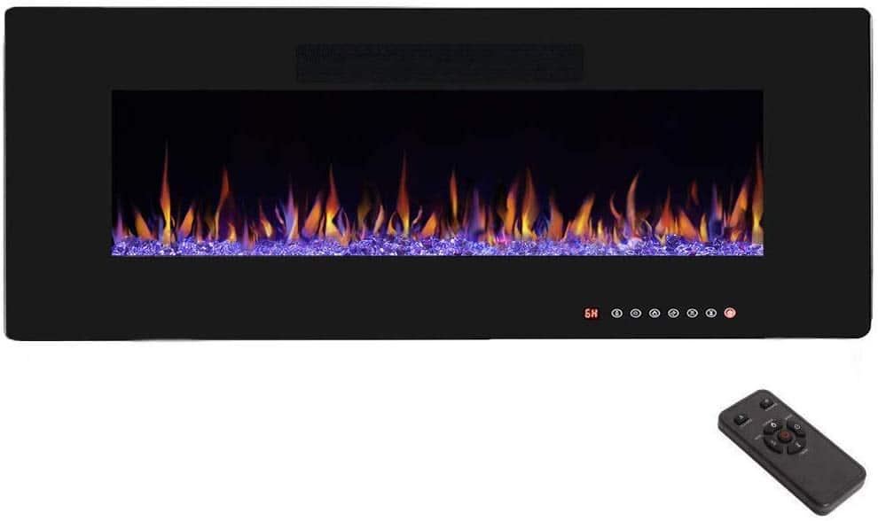 RW flame 50 inch Electric Fireplace