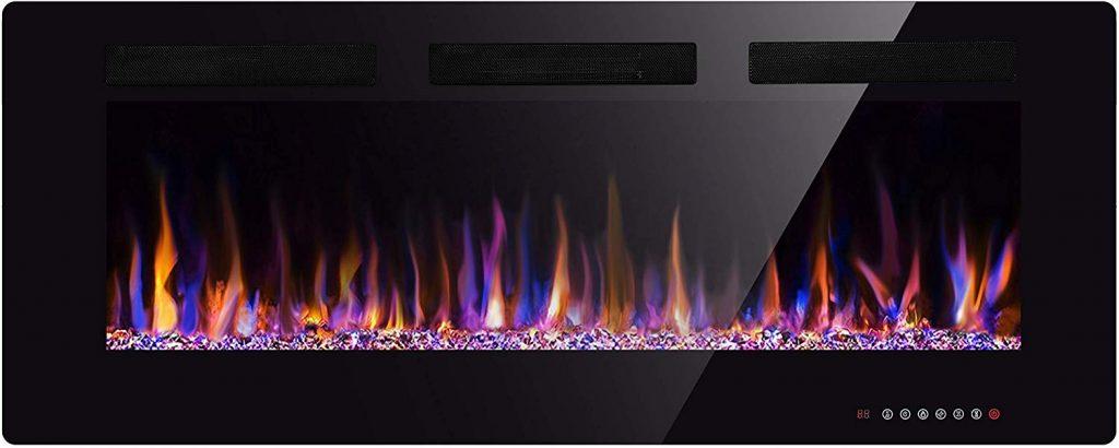 Xbeauty 50 inch Electric Fireplace