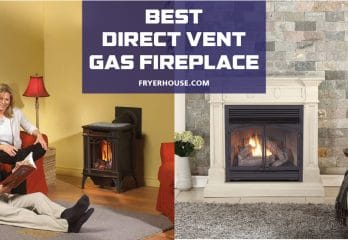 8 Best Direct Vent Gas Fireplace Reviews & Buying Guide 2020