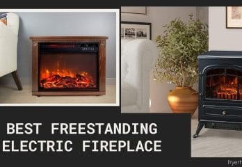 12 Best Freestanding Electric Fireplace To Buy 2020