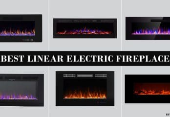 12 Best Linear Electric Fireplace Review 2020