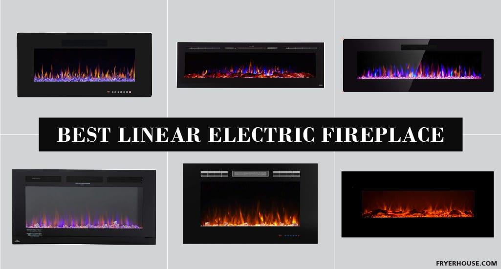 Best Linear Electric Fireplace