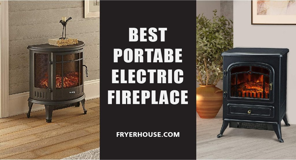 Best Portable Electric Fireplace