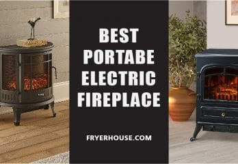 10 Best Portable Electric Fireplace To Buy in 2020 – Expert Reviews
