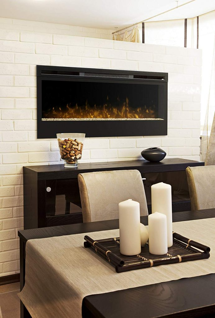 Dimplex BLF50 Wall-Mount Electric Fireplace