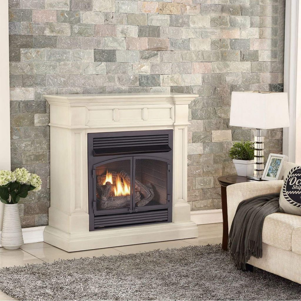 Duluth Forge FDF400RT-ZC Dual Fuel Fireplace
