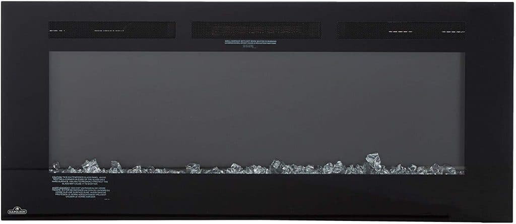 Napoleon Allure 50 Linear Wall Mount Electric Fireplace