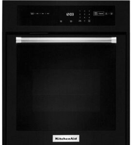 KitchenAid Single Wall Oven with Even-Heat™ True Convection