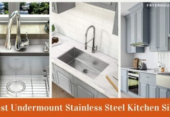 Top 10 Best Undermount Stainless Steel Kitchen Sink 2020
