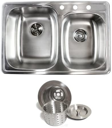 CBath Under-mount Kitchen Sinks for Quartz Countertops