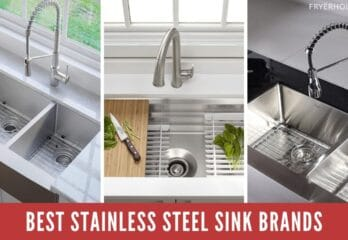 Top 10 Best Stainless Steel Sink Brands 2020 – Get The Right Model