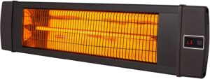 Dr. Infrared Heater 1500W carbon infrared