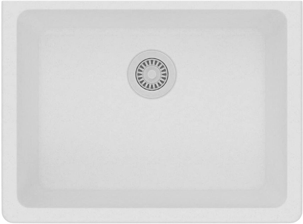 Elkay Quartz Classic Under-mount Kitchen Sinks for Quartz Countertops