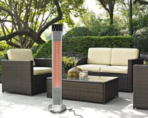 Ener-G+ HEA-215110 Outdoor Indoor Free Standing