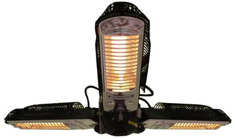 Fire Sense Indoor Outdoor Outdoor Electric Patio Heater