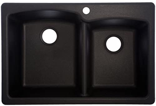 Franke Ellipse 33 Under-mount Kitchen Sinks for Quartz Countertops