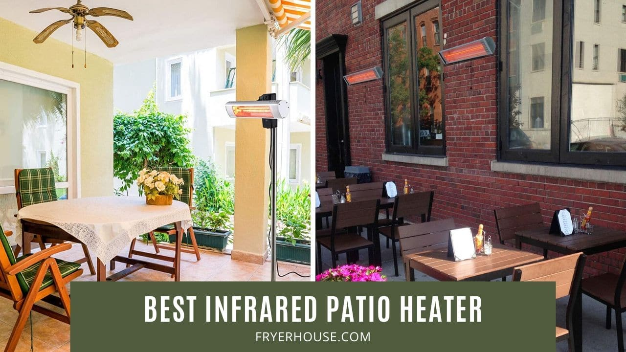 Best Infrared Patio Heater
