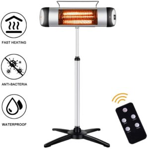 Sundate Electric Outdoor Patio Heater
