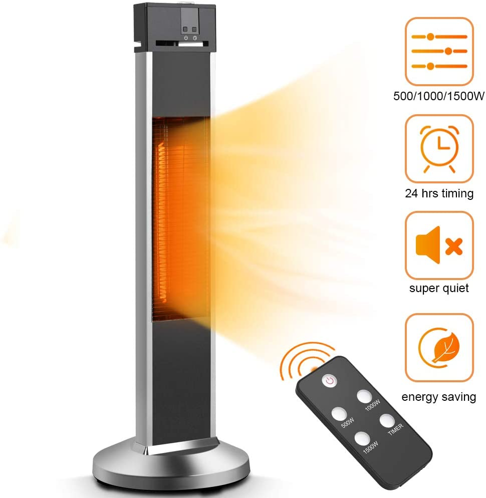 TRUSTECH Outdoor Electric Patio Heater