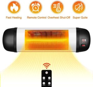 TRUSTECH Outdoor Infrared Patio Heater