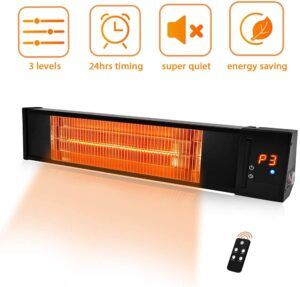 TRUSTECH Wall Mounted Patio Heater