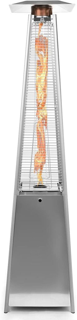 Thermo Tiki Outdoor Propane Patio Heater
