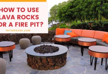 How to Use Lava Rocks for a Fire Pit? 5 Easy Steps To Start