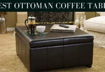 Top 10 Best Ottoman Coffee Table 2021 – Expert Reviews