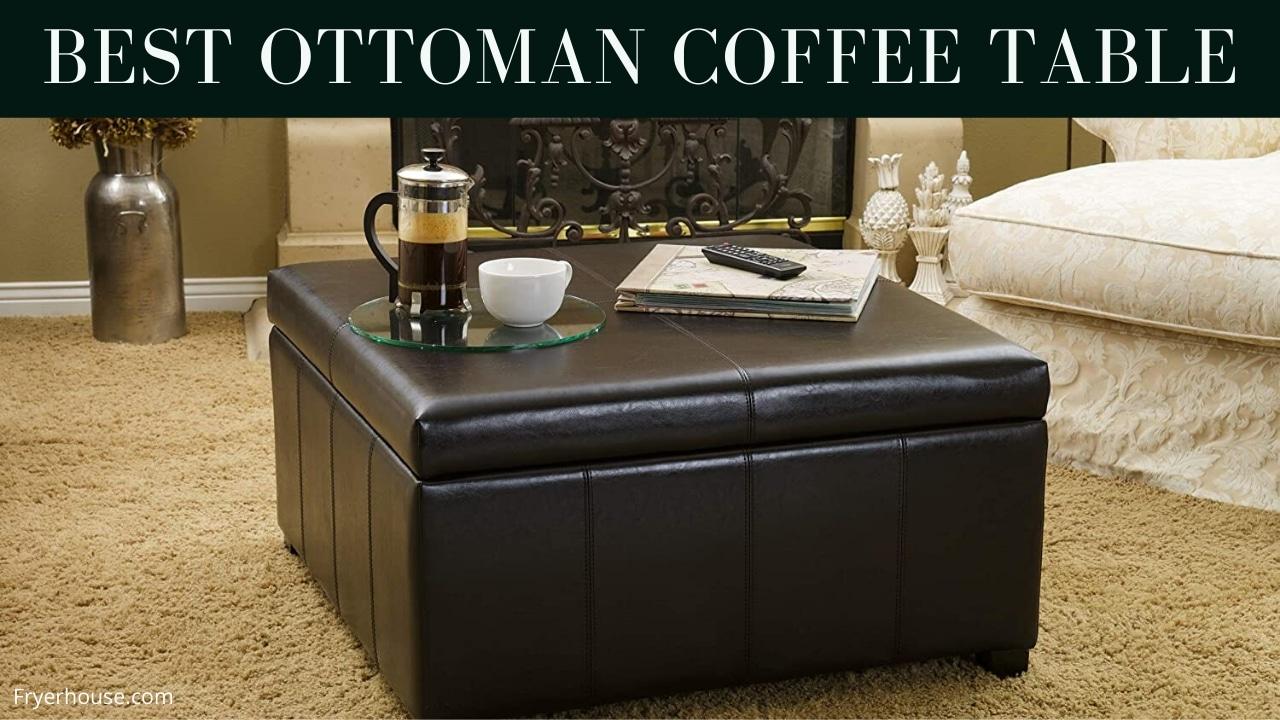 Best Ottoman Coffee Table