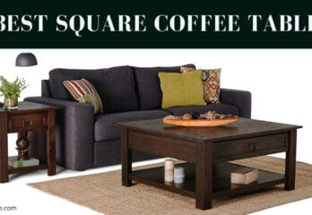 Top 10 Best Square Coffee Table You Can Buy in 2020