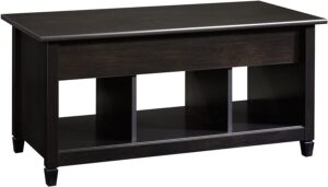 Sauder Edge Water Lift Top Storage Coffee Table