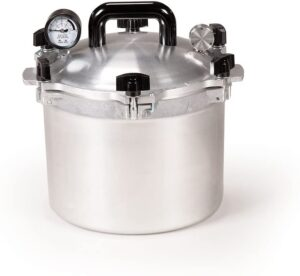 All American Canner Pressure Canner