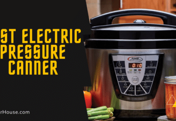 Top 10 Best Electric Pressure Canner Reviews 2021
