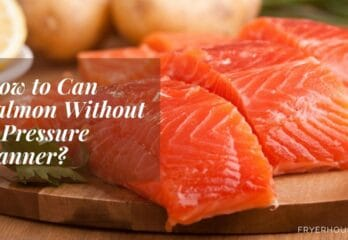 How to Can Salmon Without A Pressure Canner? – 17 Steps