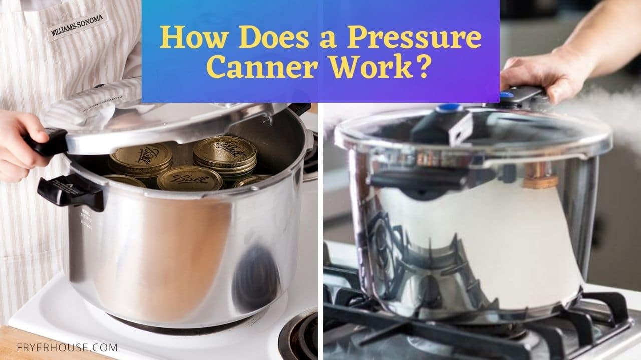 How Does a Pressure Canner Work