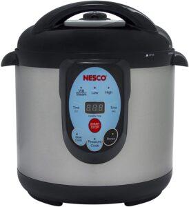 NESCO NPC-9 Smart Pressure Canner