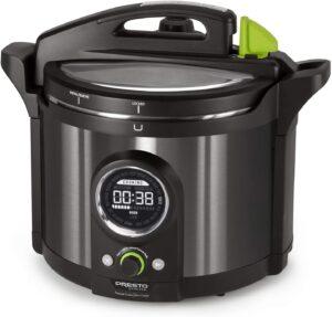 National Presto 02143 Electric Pressure Canner